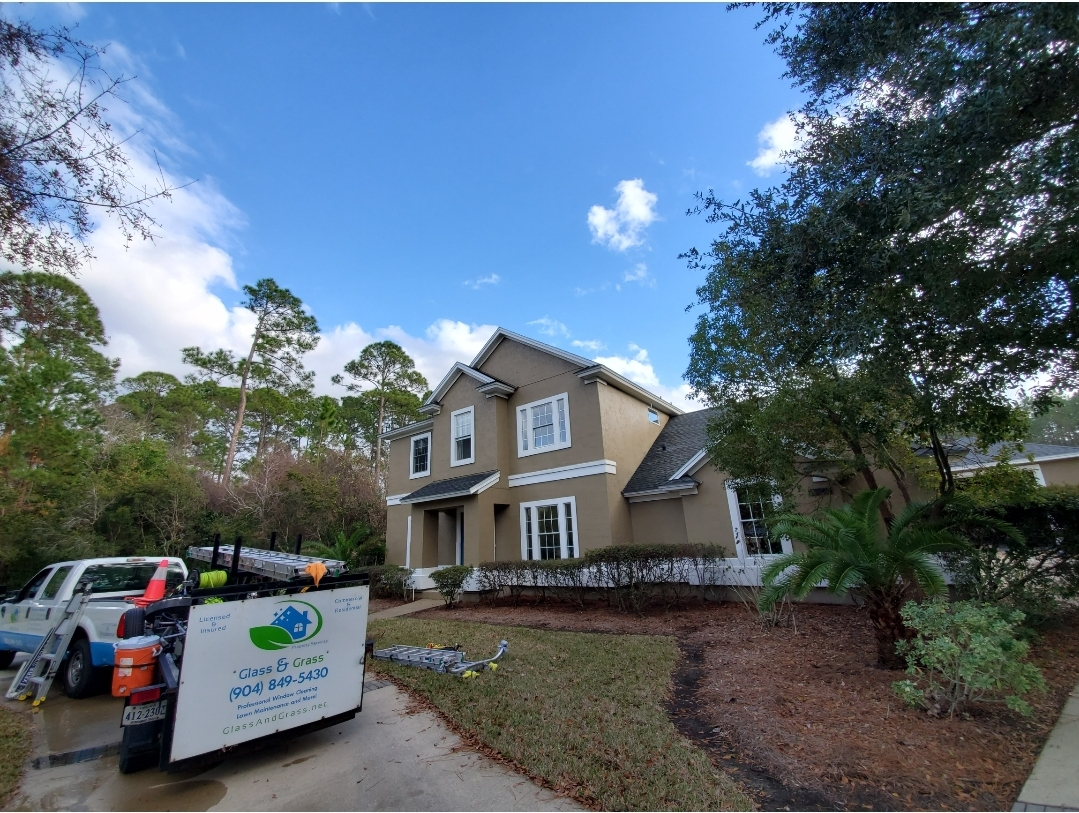 House Wash, Fence Cleaning & Window Cleaning on Blackrock Hammock Dr in Yulee, FL